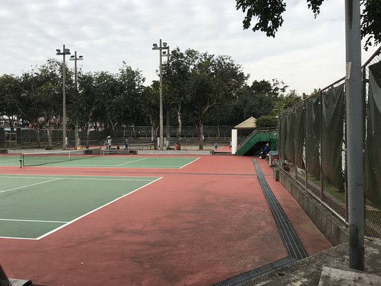 Yang Ming Exercise Park