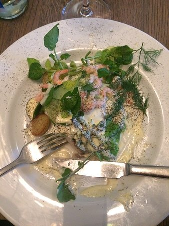 Mat & Destillat: Ljuvligt god fisklunch