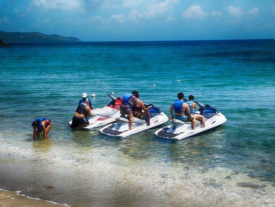 St. Kitts Water Safaris