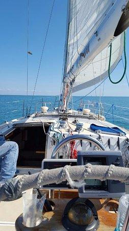 Beachside Sailing: Sailing at Cape Canaveral