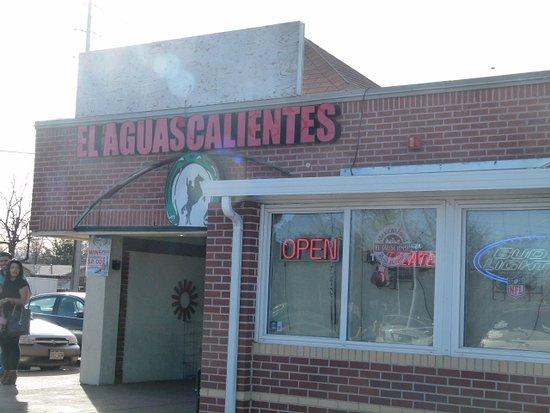 El Aguascalientes Mexican Restaurant An Unimposing Facade