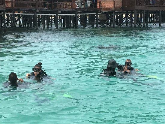 Seahorse Sipadan Scuba Lodge : photo2.jpg