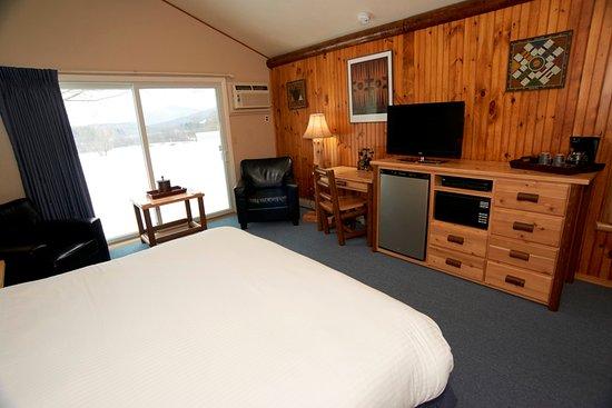 Manchester, VT: Room 6, king bed