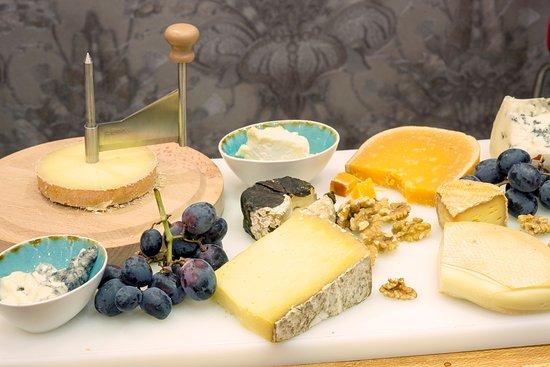 Restaurant Eetwaar: kaas van marieke