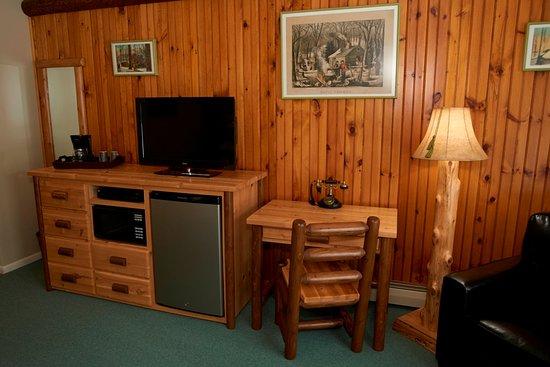 Manchester, VT: Room 11, king bed