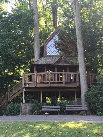 Kennett Square, PA: Treehouse at Longwood Gardens