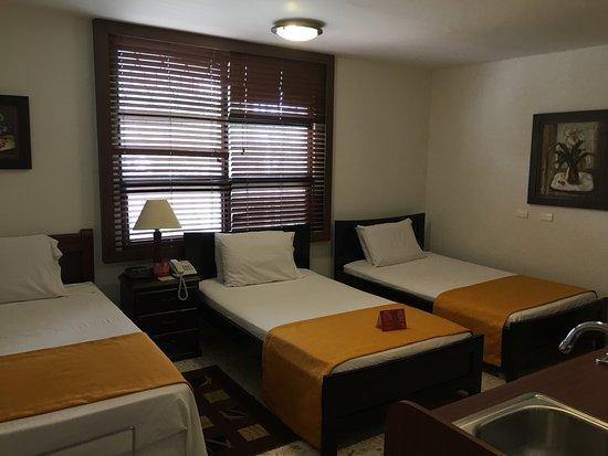 Hotel Boutique Karlo: Las habitaciones limpias y bonitas, la comida deliciosa y bastante, el personal muy amable y ser