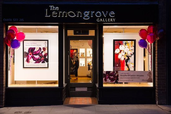 The Lemongrove Gallery