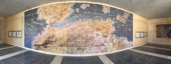 North Africa American Cemetery and Memorial : photo3.jpg