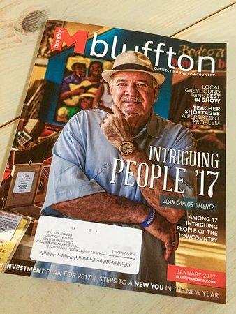 Ridgeland, SC: Meet Juan Carlos Jiménez - Owner of tacarón