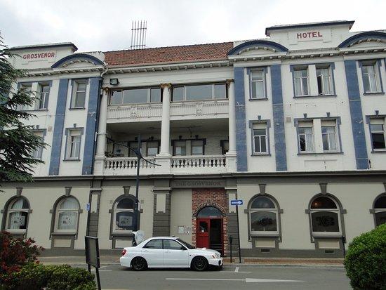 Timaru, Selandia Baru: Hotel