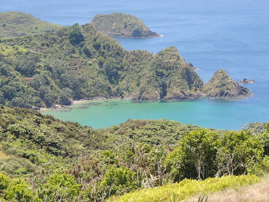 Matauri Bay, New Zealand: View from the golf course