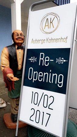 Obereisenbach, Luxembourg : Neueröffnung durch ein junges Team im Jahre 2017!