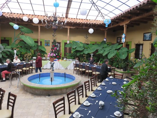 Gran hotel el encanto prices reviews san cristobal de for Hotel casa de los azulejos tripadvisor