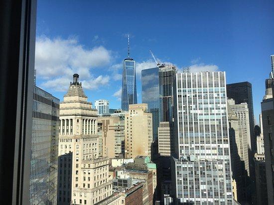 Fotograf A De Doubletree By Hilton Hotel New York City Financial District Nueva
