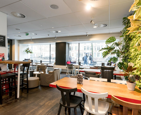 Conscious Hotel The Tire Station Amsterdam Tripadvisor