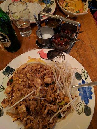 Song Kwae Thai Food: Thai market smell