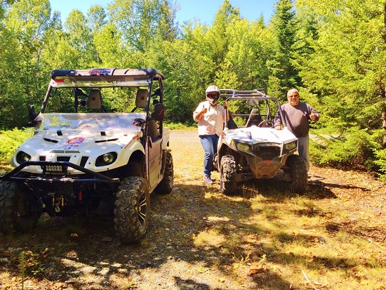 Greenville, ME: Maine ATV Tours
