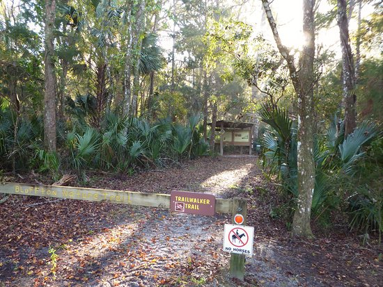 Astor, FL: Bluffton Interpretive Trail