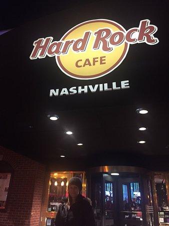 Hard Rock Cafe Nashville Tn Parking