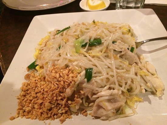 Rochester Hills, MI: Pad Thai and Pad See Ew