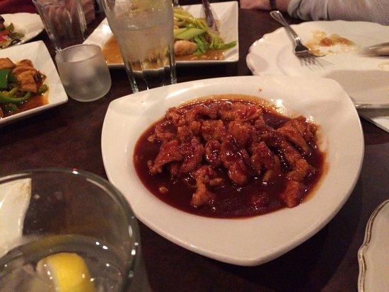 Rochester Hills, MI: Bangkok Chicken