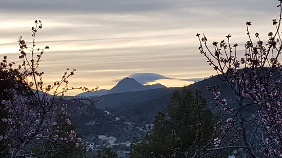 Ambleside, UK: Evening stroll along the Almond blossoms