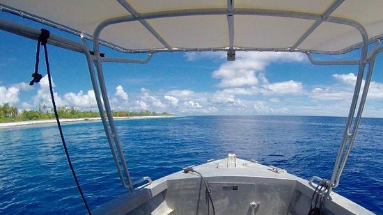 Manihi, Polinesia Francesa: Seuls au monde.....