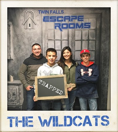 Twin Falls, ID: The Wildcats weren't quite wild enough for The Neighbors.