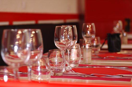Restaurant la puerta del sol dans evian les bains avec for La cuisine dans le bain avis