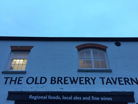 The Old Brewery Tavern Bar