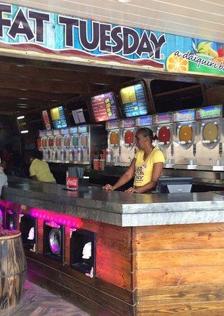 Fat Tuesday Bar And Restaurant Nassau