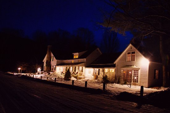 Bristol, VT: Mary's at the Inn at Baldwin Creek