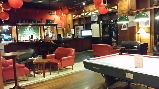 Palm Beach Resort U0026 Spa: Resort Bar With Pool Table U0026 Dart Board Good