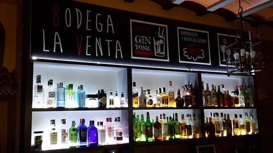 Casas de los Pinos, Ισπανία: Hotel Bodega La Venta
