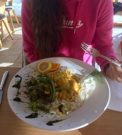 Spiegelau, Jerman: Super Essen (sehr große Portionen)  zu super Preisen. Gerne wieder.