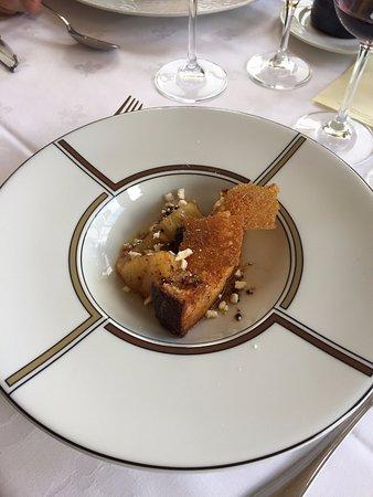 Anglars-Juillac, Frankrike: ananas au pain derdu