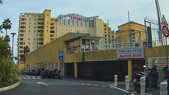 monaco parking casino