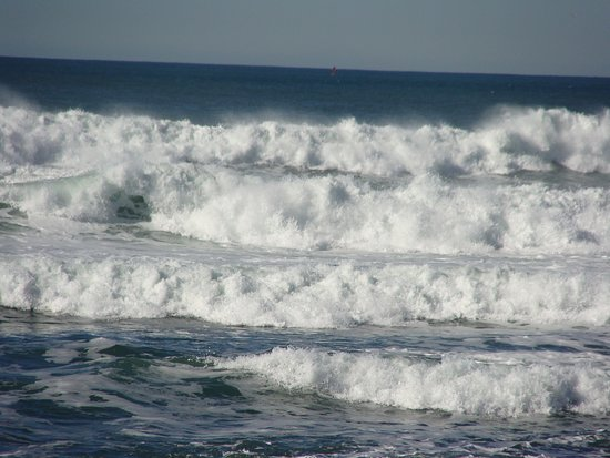 Moss Beach, CA: Waves