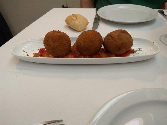 Buena comida picture of canela valencia tripadvisor for Comida buena