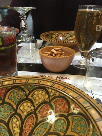Restaurant chez hedi dans barjouville avec cuisine - Cuisine plus barjouville ...