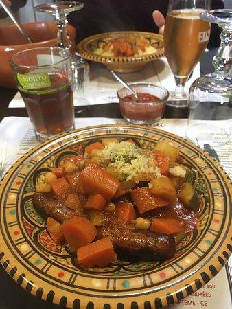Chez hedi barjouville 33 rue des pierres missigault - Cuisine plus barjouville ...