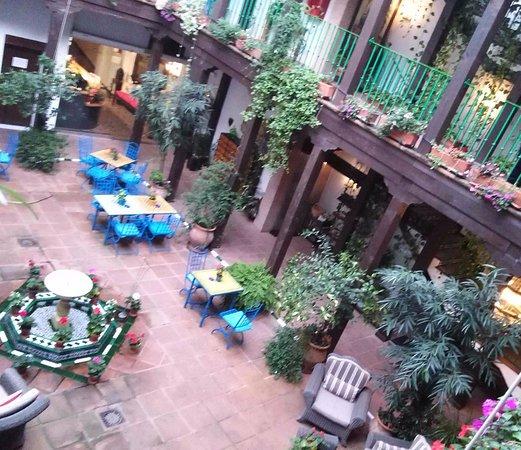 エル レイ モロ ホテル Picture