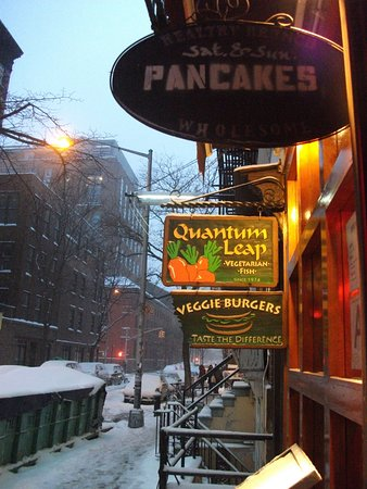 Quantum Leap Natural Food New York