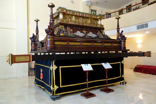 Museo de la Cofradia del Santo Sepulcro