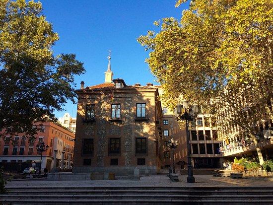 A Plaza Review Of Plaza Del Rey Madrid Spain Tripadvisor