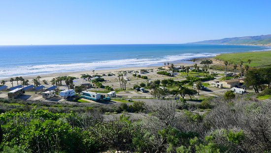 Jalama Beach County Park: Jalama Beach Campground