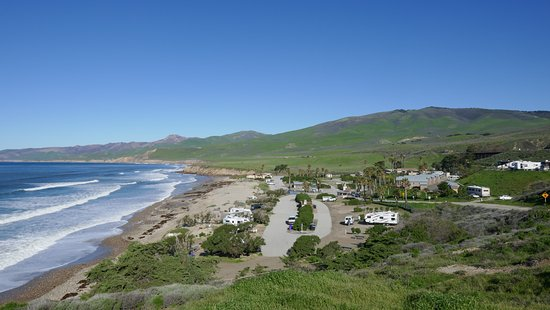 Jalama Beach County Park: Jalama Beach