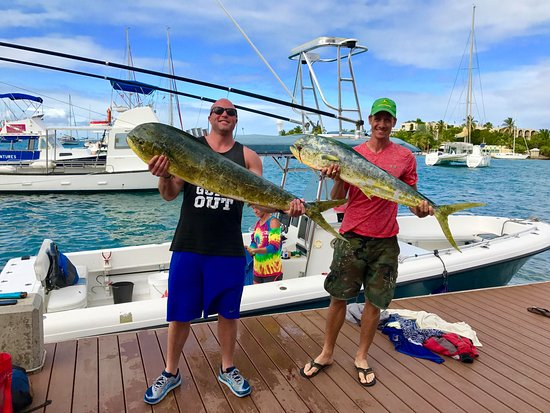 Hook and Sun Fishing Charters