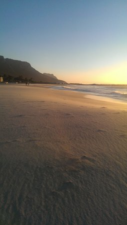 Camps Bay, Zuid-Afrika: Camp's Bay Beach